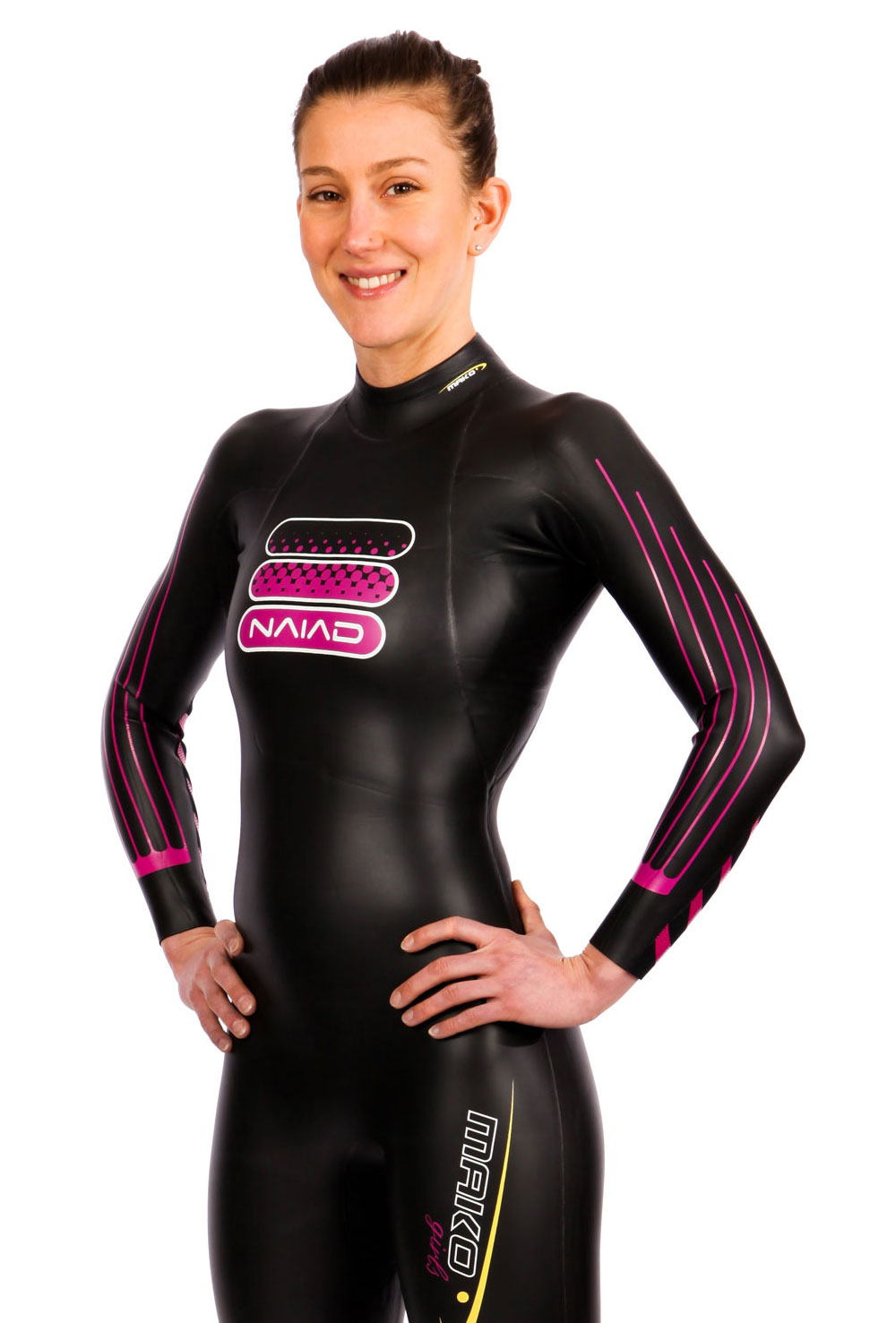 Buy Naiad Woman Wetsuit At Makonordic